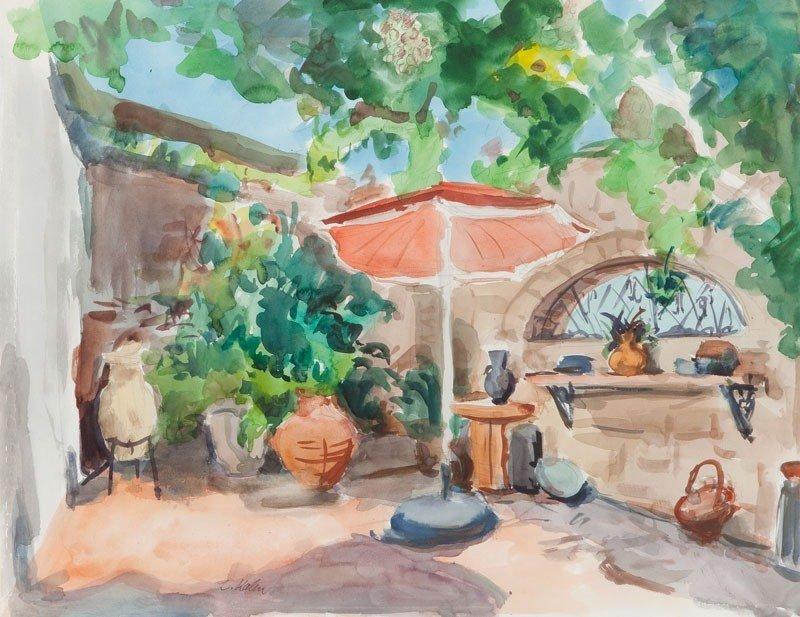 6: Leo Kahn  (1894 Bruchsal, Germany – 1983 Safed, Isra