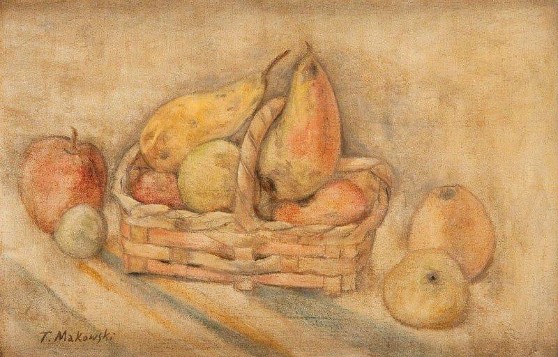 11: Tadeusz Jozef Makowski (1882 Oswiecim - 1932 Paris)