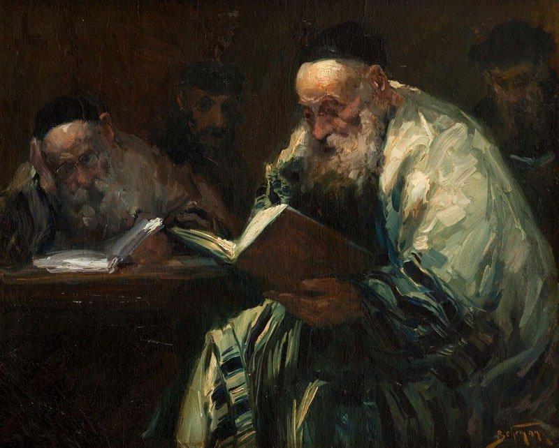18: Abraham (Adolf) Behrmann (1876 Ryga - 1943 Bialysto