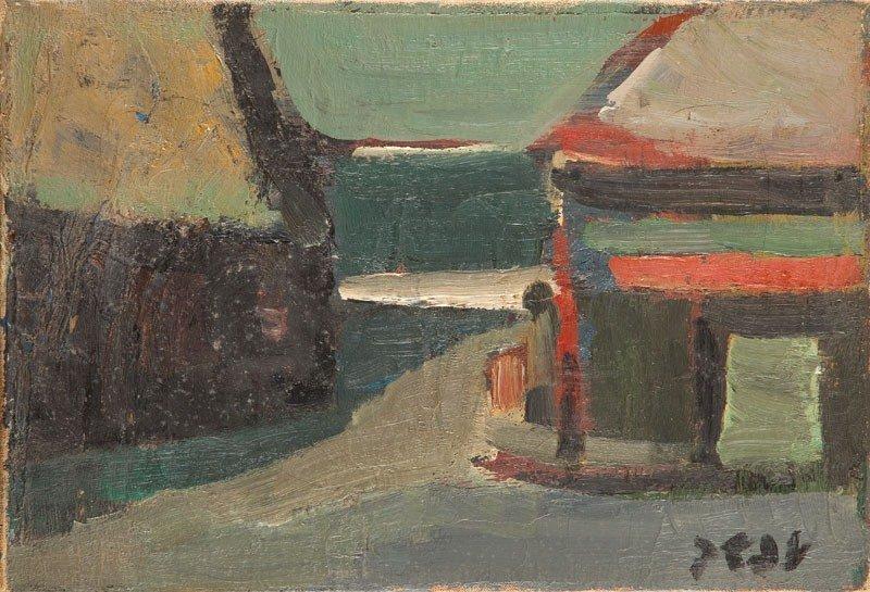 19: Samuel Tepler  (1918 Hrubieszow - 1998 Tel Awiw)  D