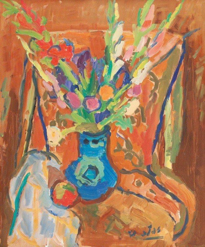20: Samuel Tepler  (1918 Hrubieszow - 1998 Tel Awiw)  B