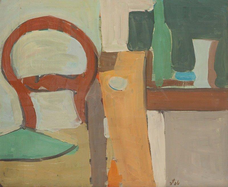 21: Samuel Tepler  (1918 Hrubieszow - 1998 Tel Awiw)  W