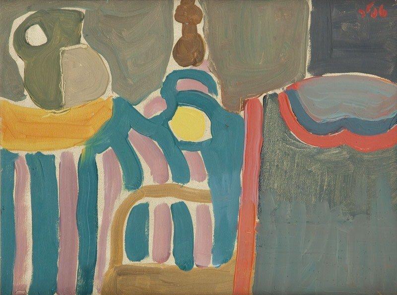 22: Samuel Tepler  (1918 Hrubieszow - 1998 Tel Awiw)  W