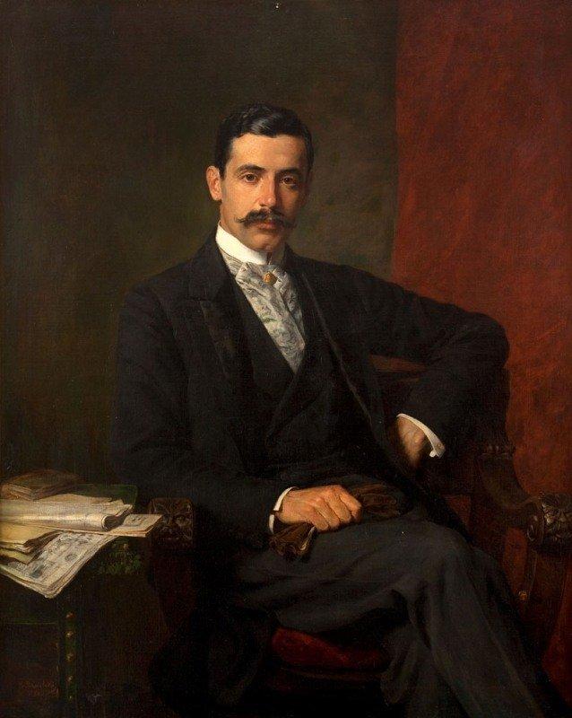 23: Kazimierz Pochwalski  (1855 Krakow - 1940 Krakow) P