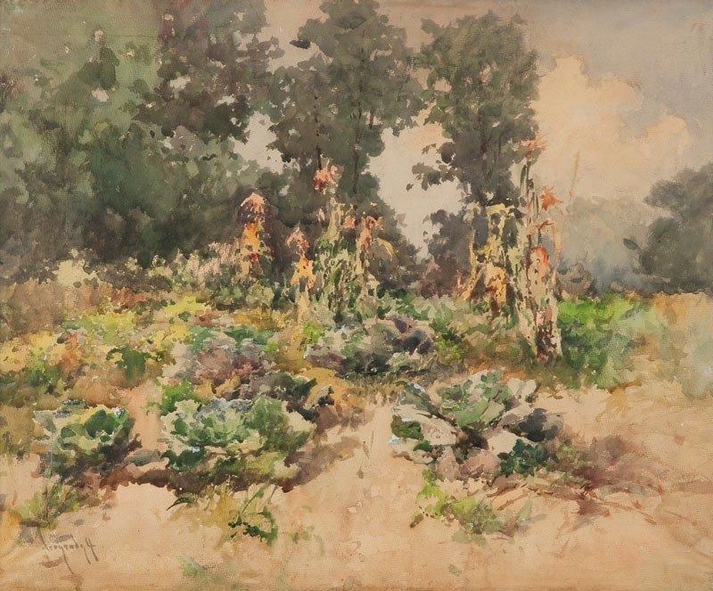 29: Laszlo Neogrady  (1896  Budapeszt - 1962) Pejzaz wa