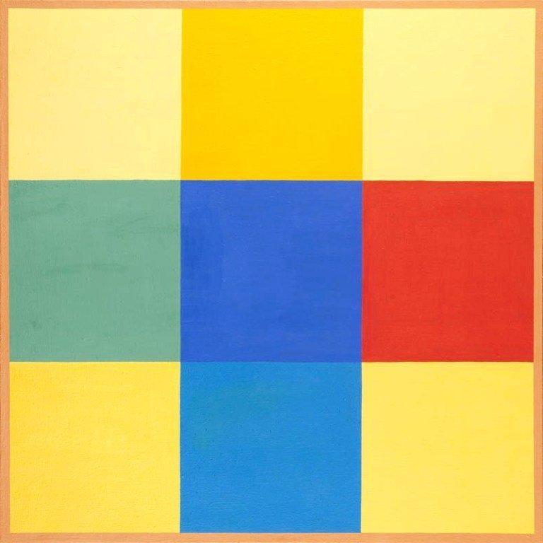 7: Piotr Sakowski (b. 1983 , Gdansk) Sen, 2012  acrylic