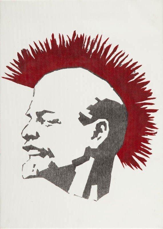 10: Dariusz Paczkowski (b. 1971 ,  Grudziadz) Lenin, ed