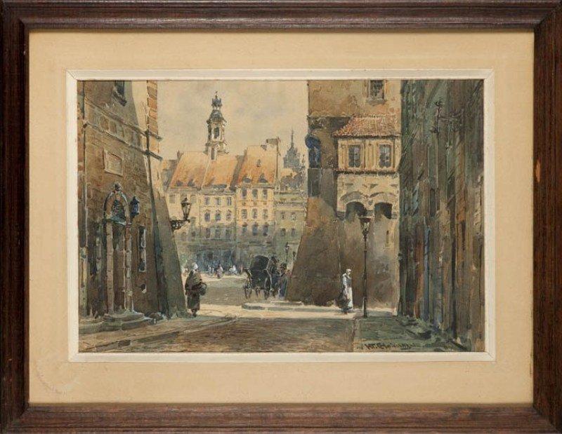 20: Wladyslaw Chmielinski (1911 Warszawa - 1979 Warszaw