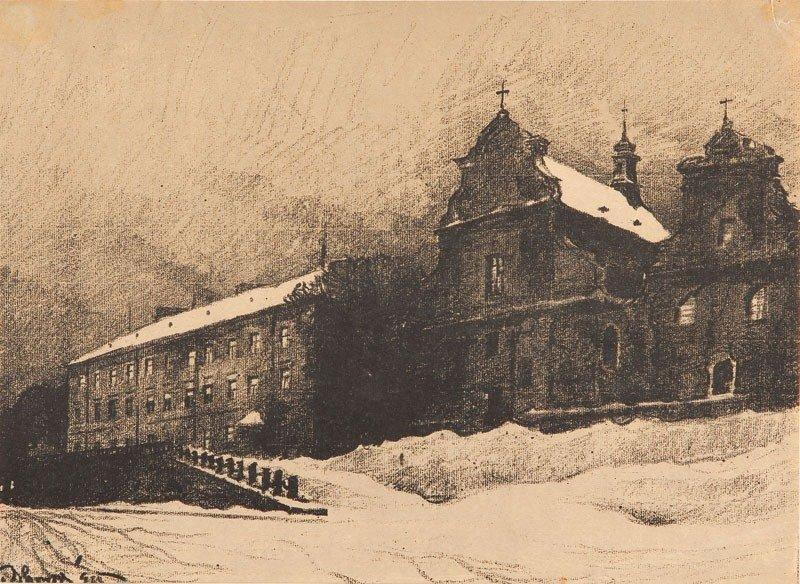 22: Odo Dobrowolski (1883 Czerniowice - 1917 Kijow) Kos