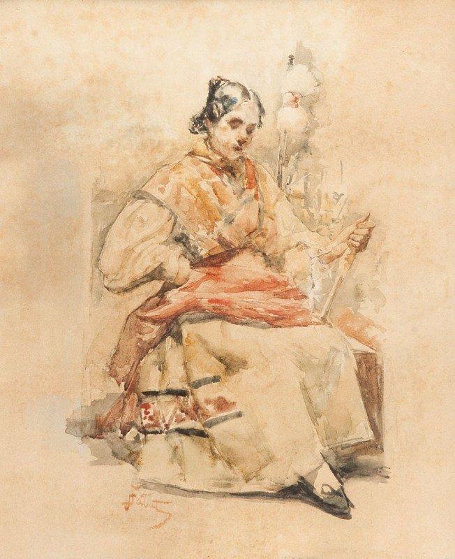 23: Julian Falat (1853 Tuliglowy near Przemysla - 1929