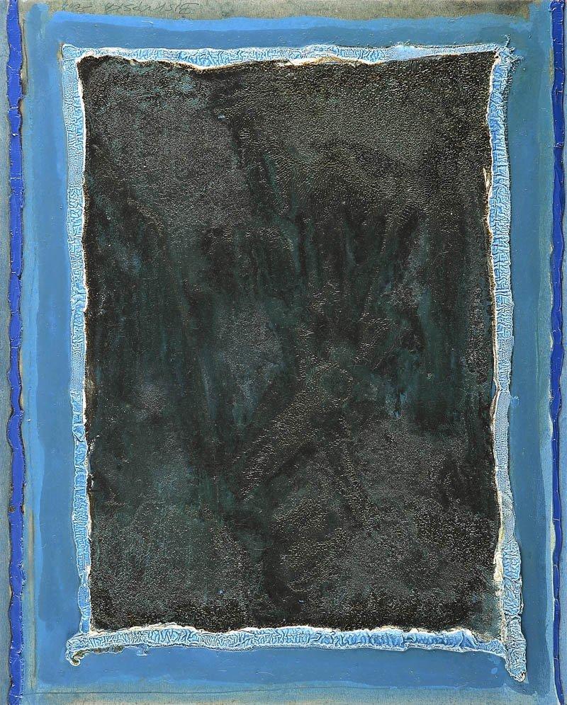 11: Bozenna Biskupska  (b. 1952 , Warszawa)  Klatka 9,