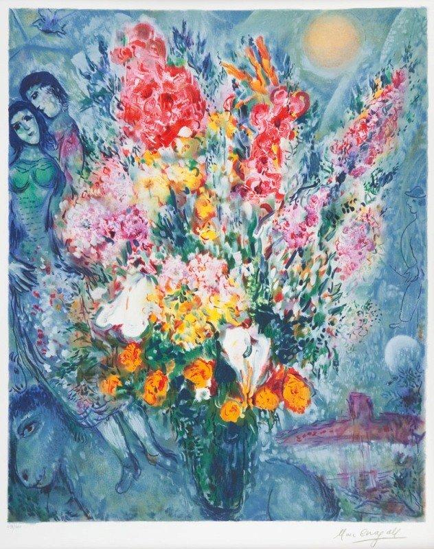 11: Marc Chagall (1887 Lozno near Witebsk - 1985 Saint-
