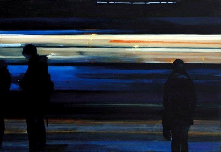 6: Pawel Slota (b. 1989 , Czestochowa) Pejzaz miejski X