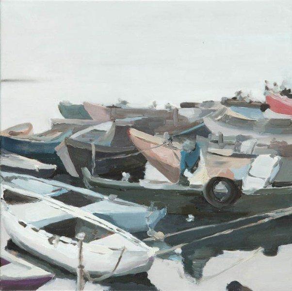 22: Przemyslaw Siwek (b. 1983 , Lubartow) Ganges, 2012