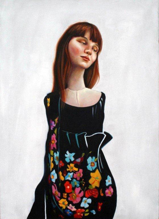 24: Ewa Pronczuk-Kuziak (b. 1983 , Malkinia) RosaLyn, 2