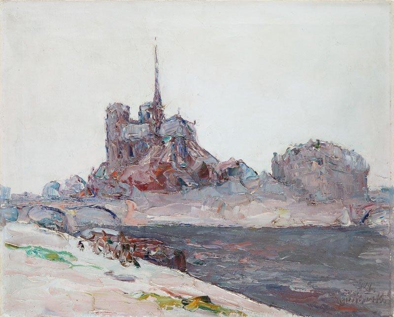 1: Wlodzimierz Terlikowski (1873 Poraj near Lodzi - 195