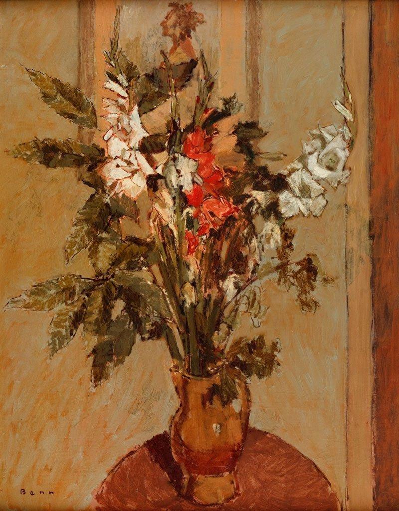 9: Bencion Rabinowicz (Benn) (1905 Bialystok - 1989 Par