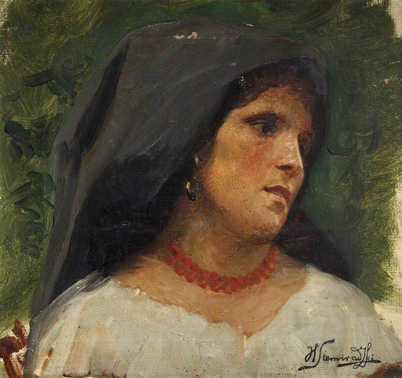 16: Henryk Siemiradzki (1843 Bielgorod near Charkow - 1