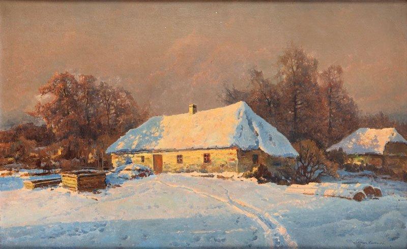 24: Wiktor Korecki (1890 Kamieniec Podolski - 1980 Mila