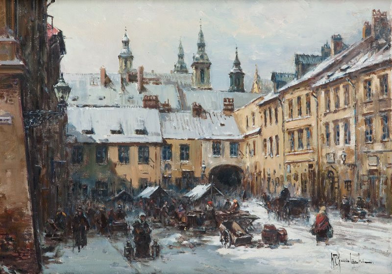 58: Wladyslaw Chmielinski (1911 Warszawa - 1979 Warszaw