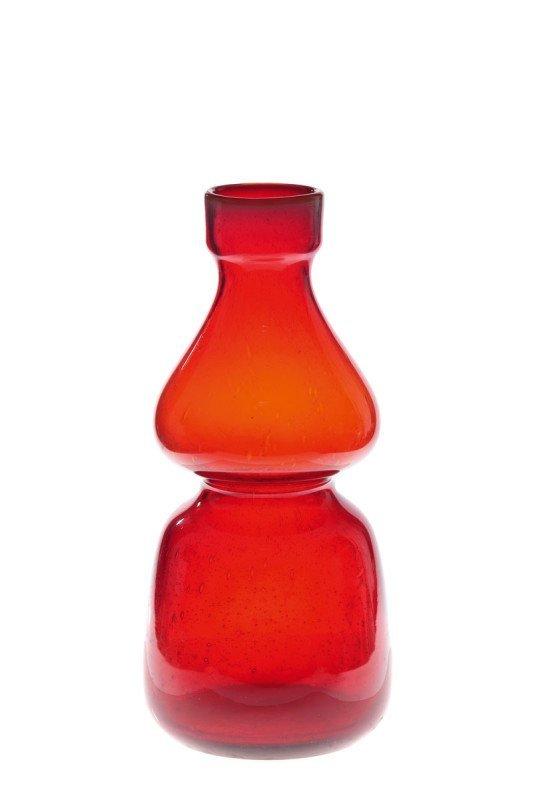 2: Zbigniew Horbowy (b. 1935 , Lanczyn) Vase Glassworks