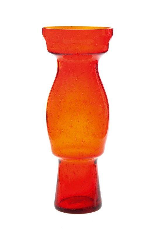3: Zbigniew Horbowy (b. 1935 , Lanczyn) Vase Glassworks