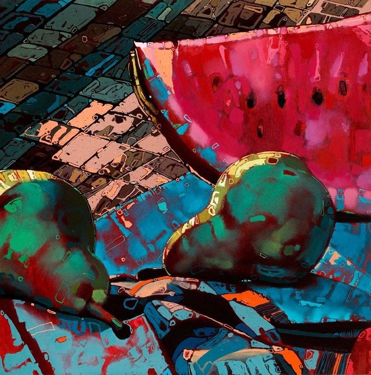 7: Rafal Gadowski (b. 1973 ) Watermelon 03, from the cy