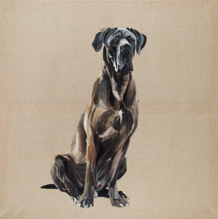 11: Piotr Szczur (b. 1987 , Jaslo) Dog Style I, 2011  o
