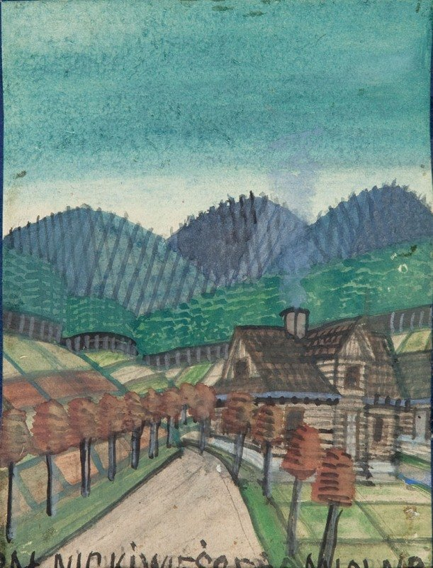 11: Nikifor Krynicki (1895 Krynica – 1968 Folusz) Lands