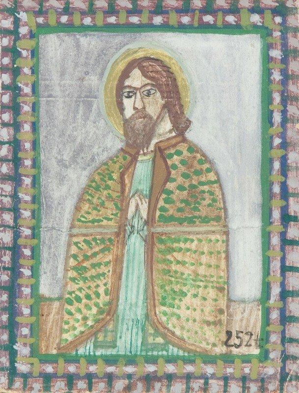 13: Nikifor Krynicki (1895 Krynica – 1968 Folusz) Prayi
