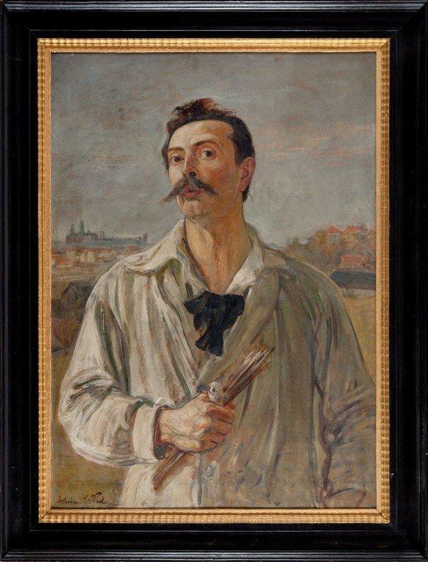 14: Wlastimil Hofman (1881 Prague - 1970 Szklarska Pore
