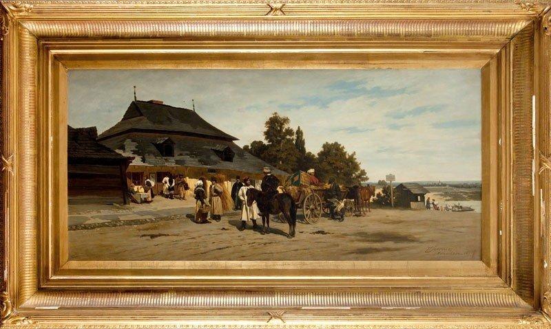 15: Wladyslaw Szerner, senior (1836 Warsaw - 1915 Munch