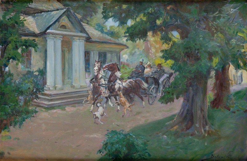 19: Stanislaw Batowski - Kaczor (1866 Lwow - 1946 Lwow)