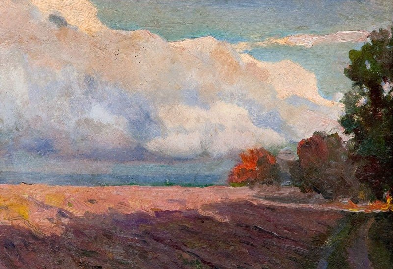 21: Henryk Piatkowski (1853 Kiev - 1932 Warsaw) Summer