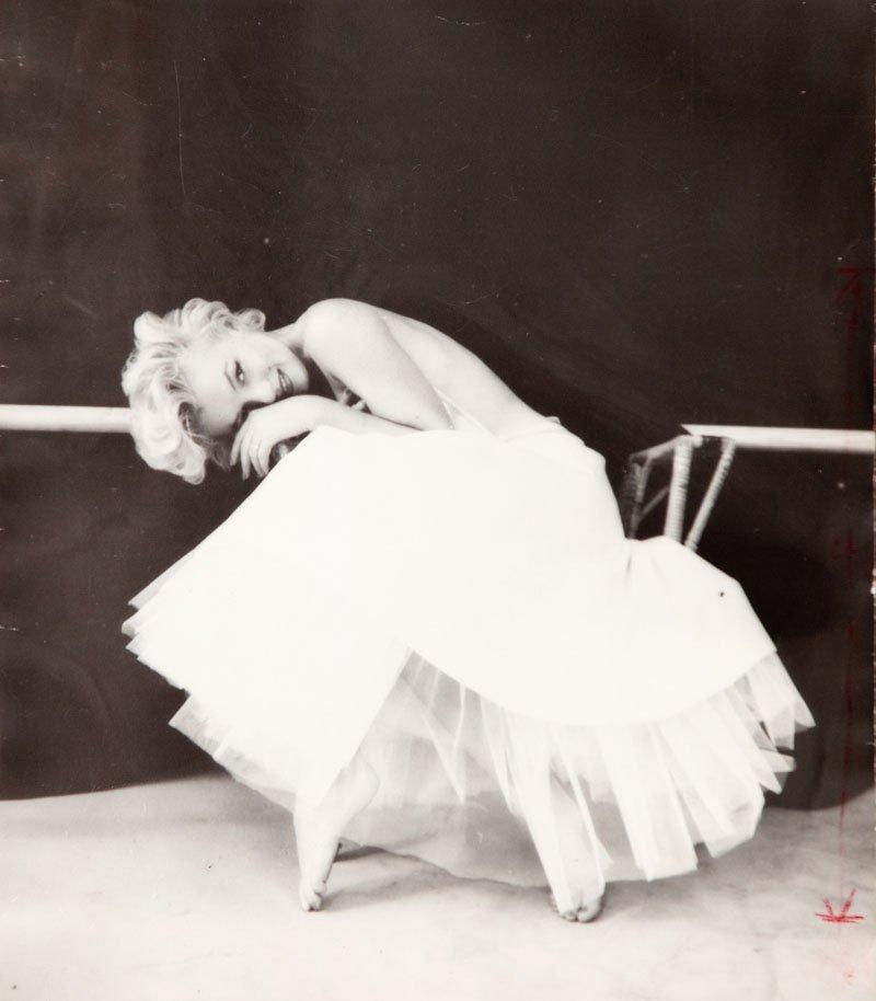 1: Marilyn Monroe