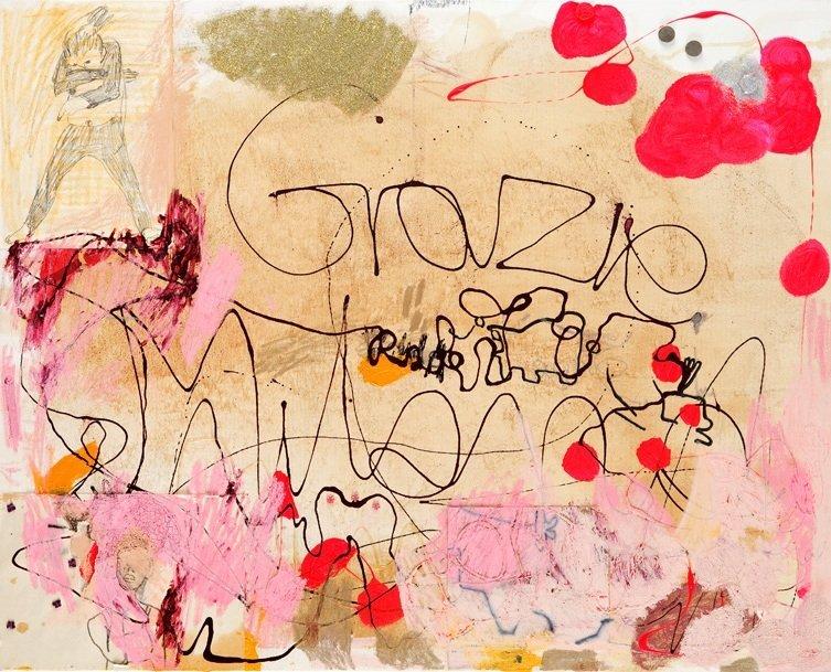 5: Gossia Zielaskowska (b. 1983 , Poznan) Grazie Milano