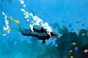 27: Zbigniew Sikora (b. 1985 , Warsaw) Under Water.x10,