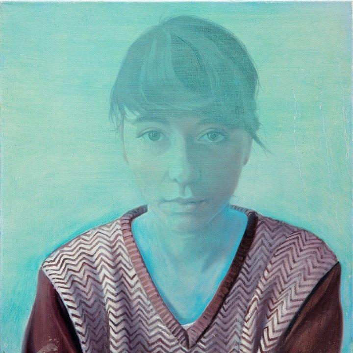 Marcin Zaborski (b. 1988 , Debno) K1, 2012  oil/canvas,