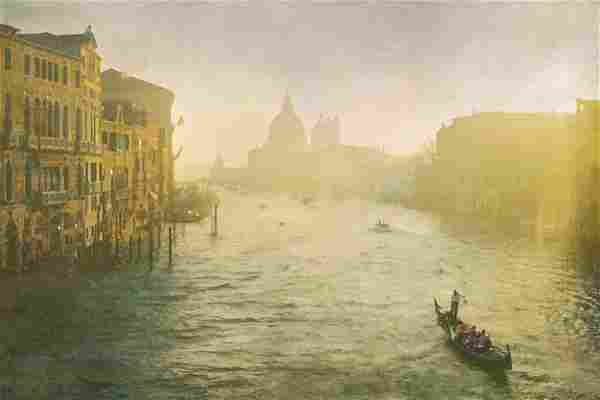 Tomasz Matczak (b. 1977 , Lodz) Venice in the morning,