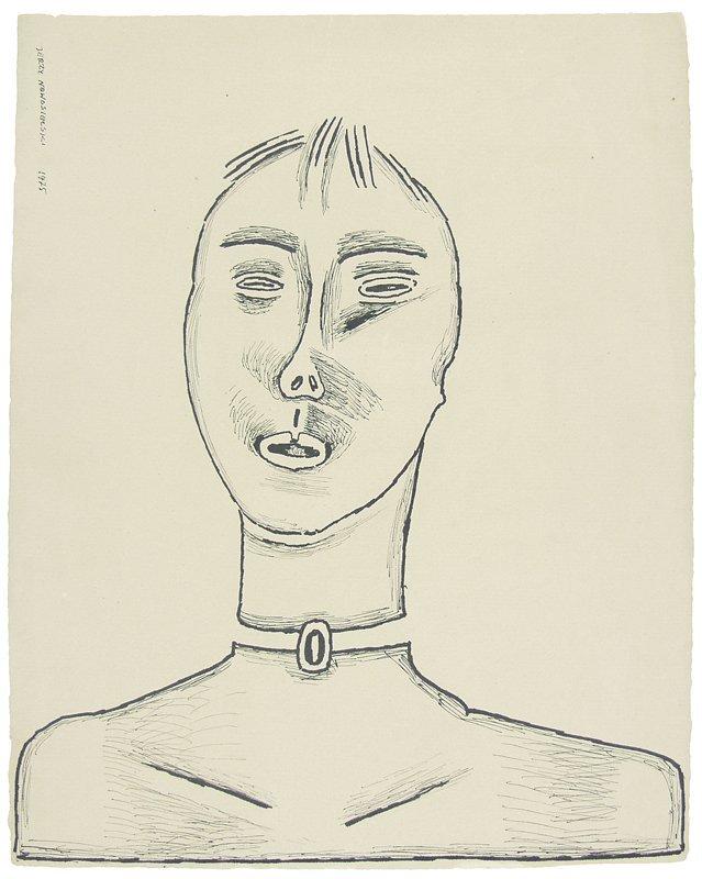 Portrait, 1975