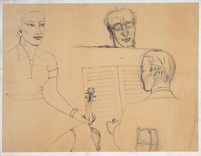 Concert, 1954