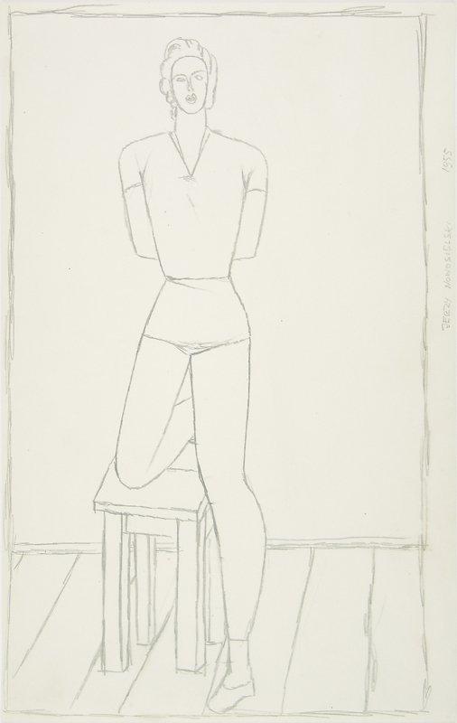 Figure, 1955