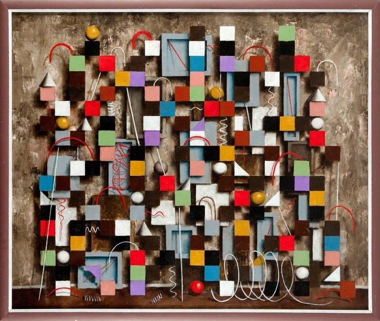 Michal Kaminski (b. 1979 , Czestochowa) Untitled, 2009