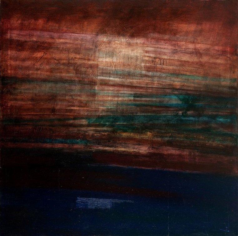 Aneta Nowak (b. 1985 , Zawiercie) Untitled, 2010  oil/c