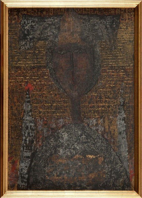 "Henryk Musialowicz (b. 1914 , Gniezno) From series ""Por"