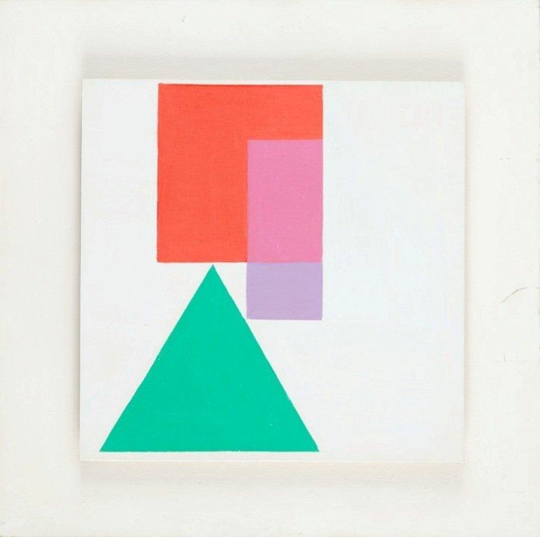 Henryk Stazewski  (1894 Warsaw - 1988 Warsaw) Object, 1