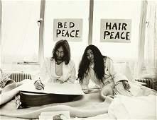 Tony Grylla b 1941 John Lennon i Yoko Ono lifetime p