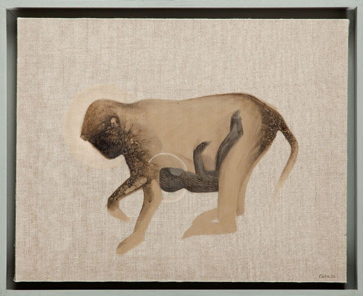 Magdalena Cybulska  (b. 1977 , Warsaw) From series 'Swi