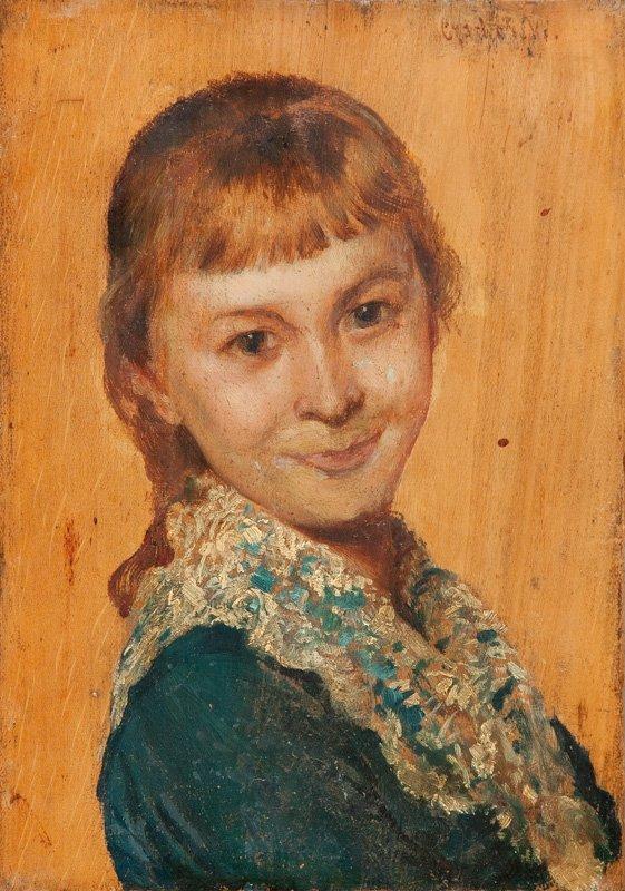 Wladyslaw Czachorski (1850 Lublin - 1911 Monachium) Gir
