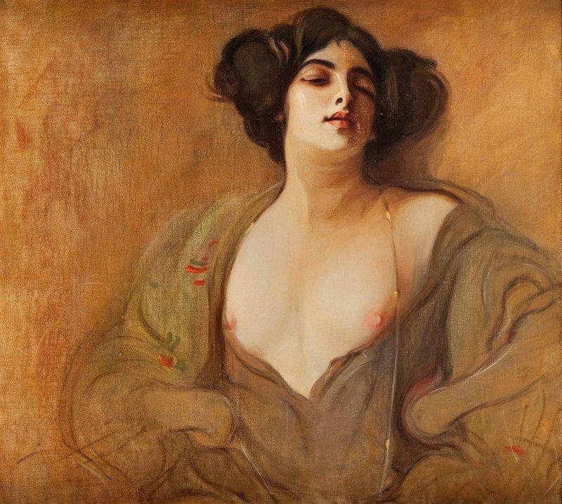 Franciszek ?murko  (1859 Lwow - 1910 Warsaw) Hetera, af